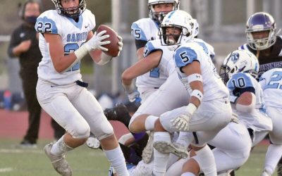 Saugus serves Valencia its first league loss in 12 years