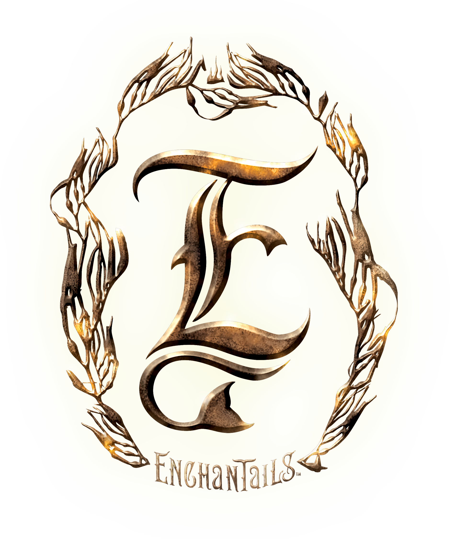 EnchantailsGoldLogo