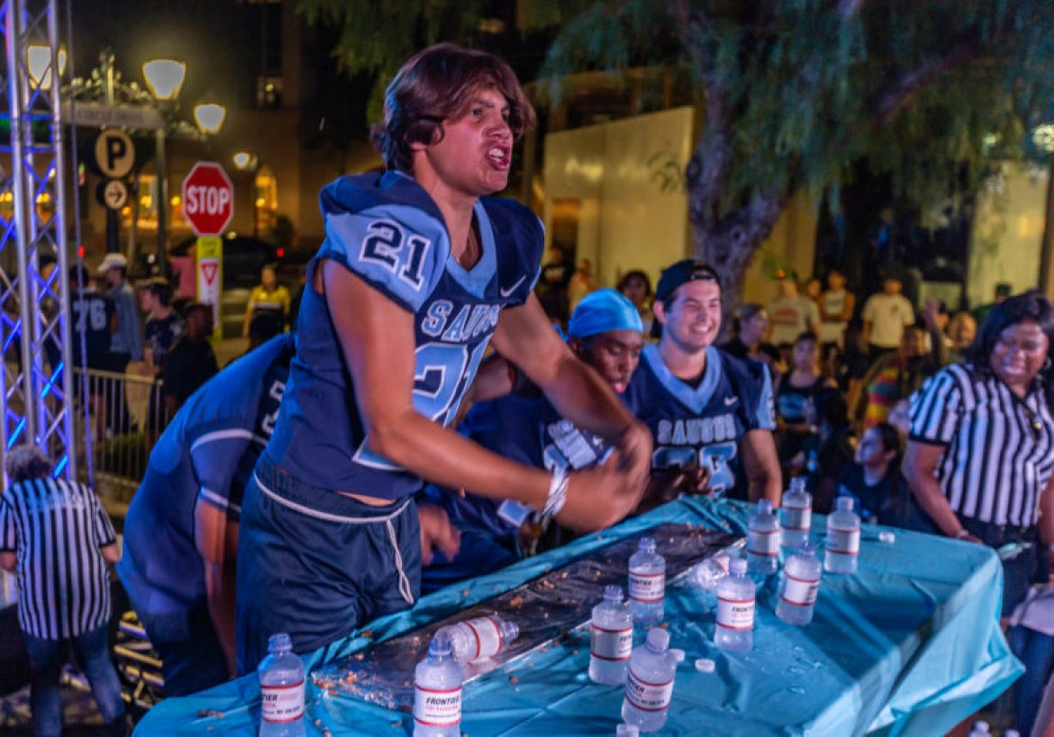 Saugus football claims victory at 10th annual SCV Burrito Bowl