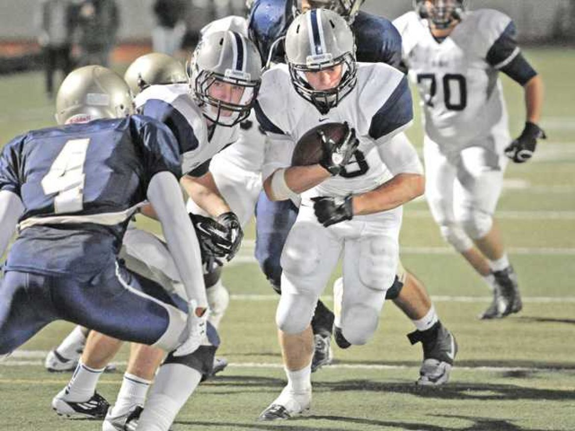 Foothill football: Centurions' playoff push