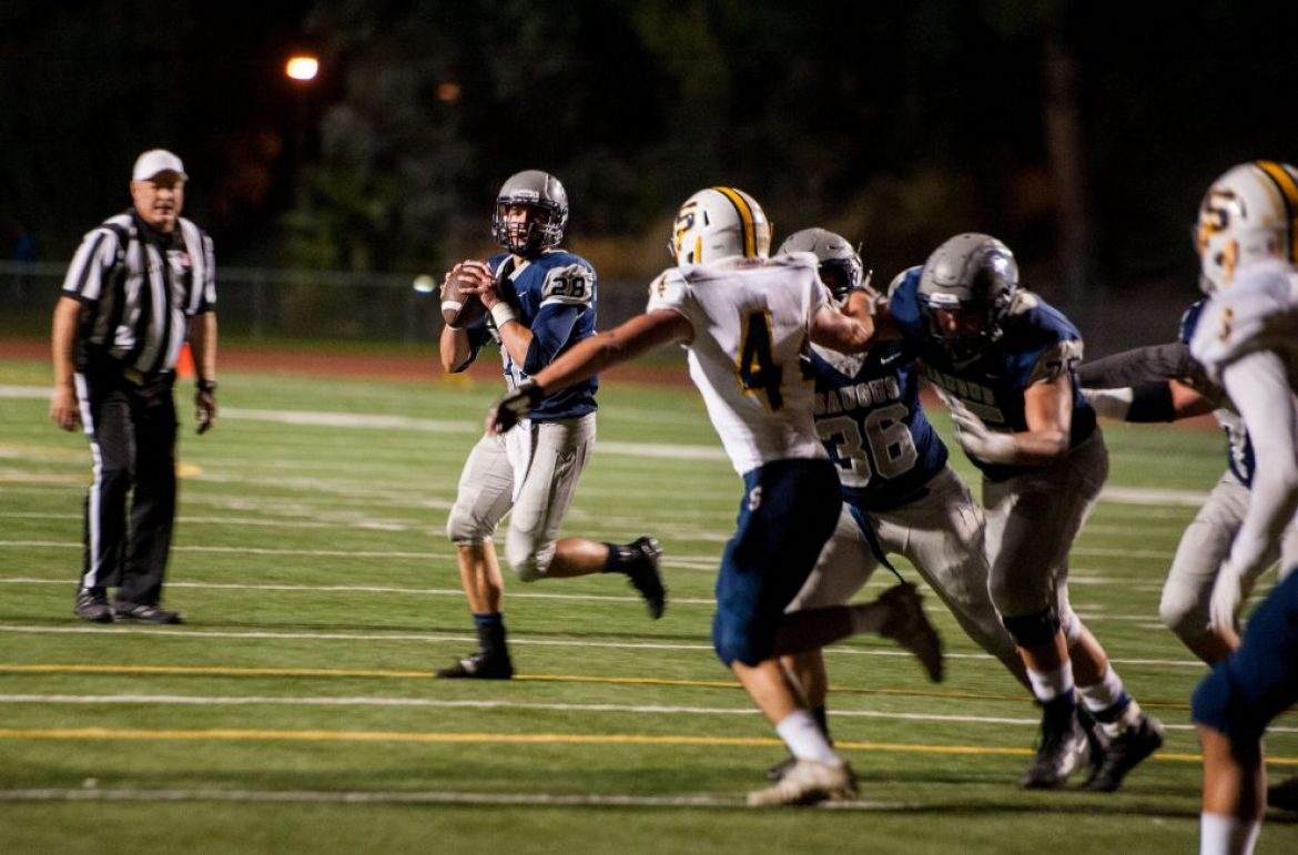 Saugus football takes down Sonora