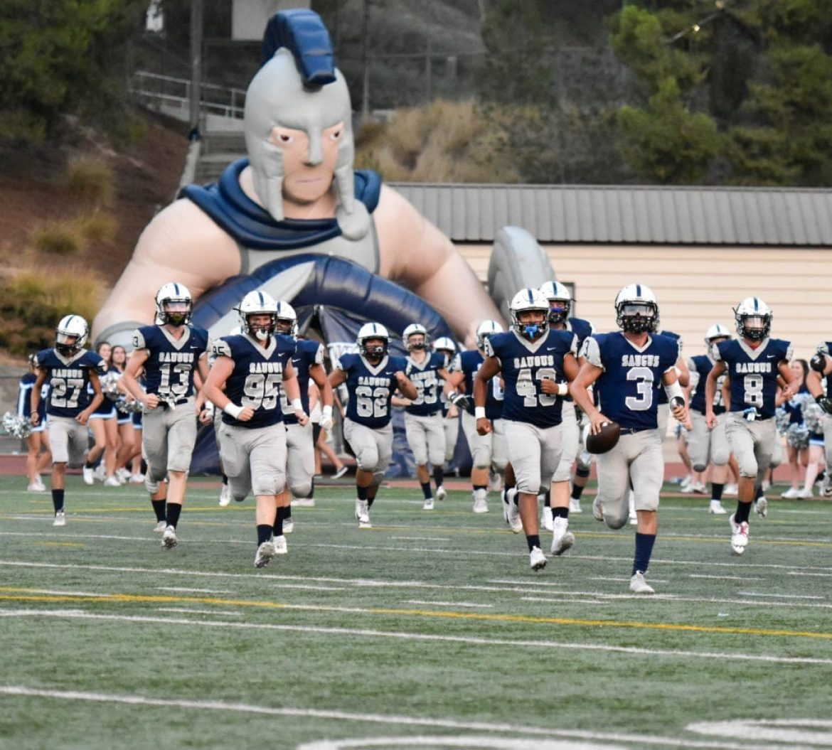 Saugus eyes win over last year's CIF-SS Division 6 champion