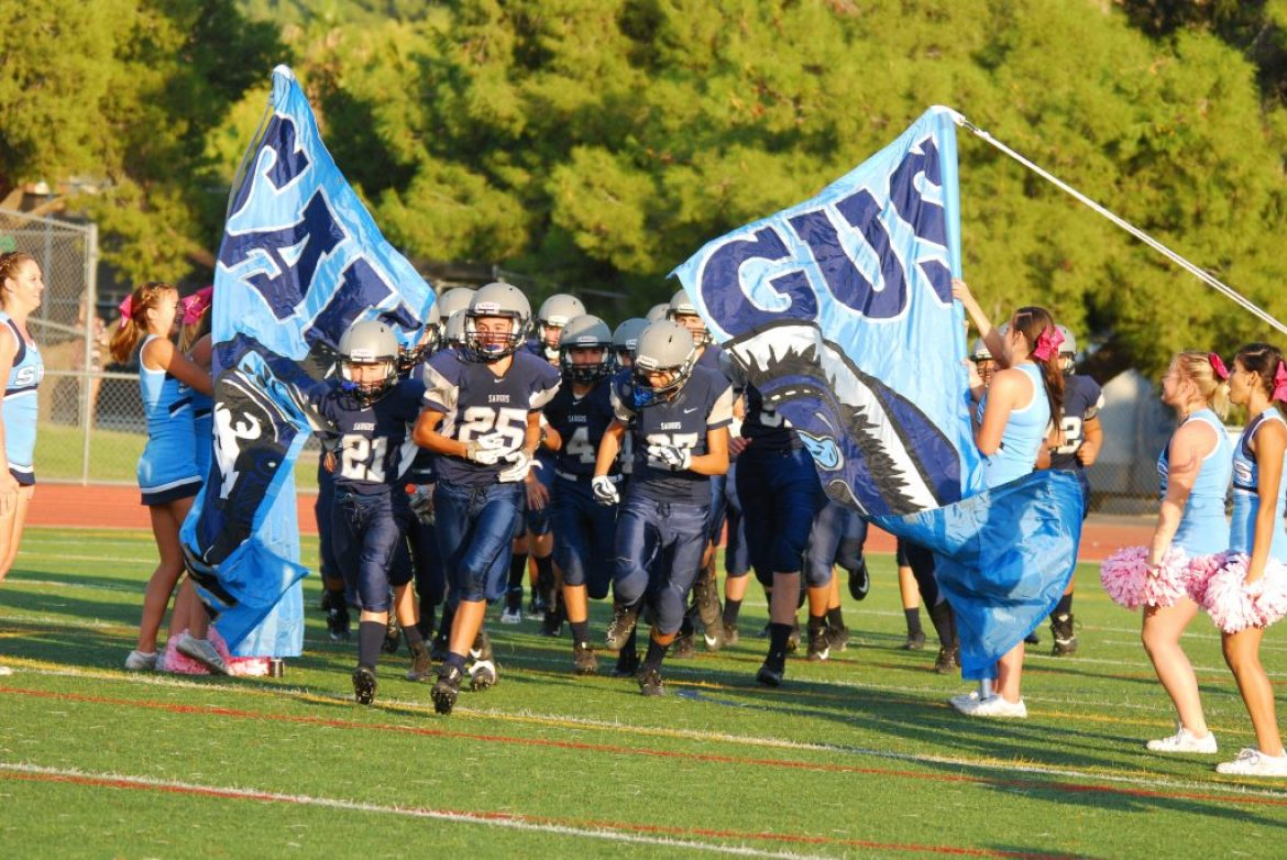Saugus Frosh V West Ranch 10-12-17 PICS