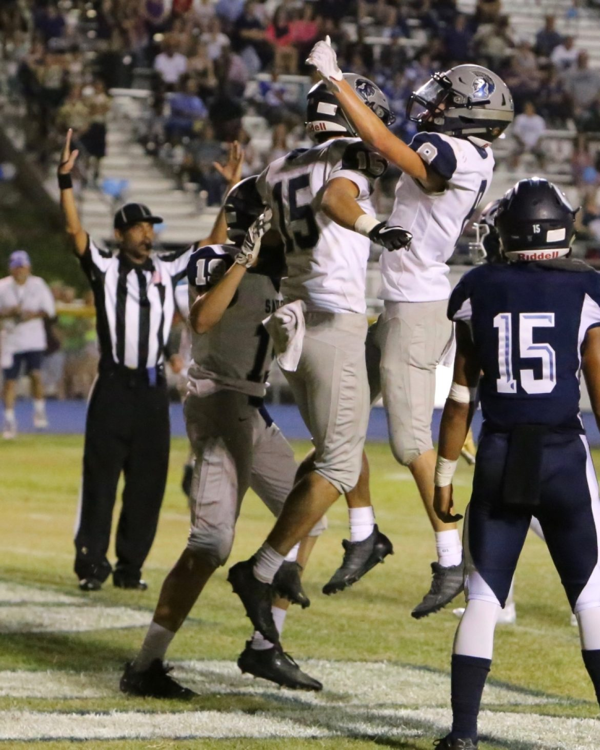 Saugus football aims for a four-quarter showing